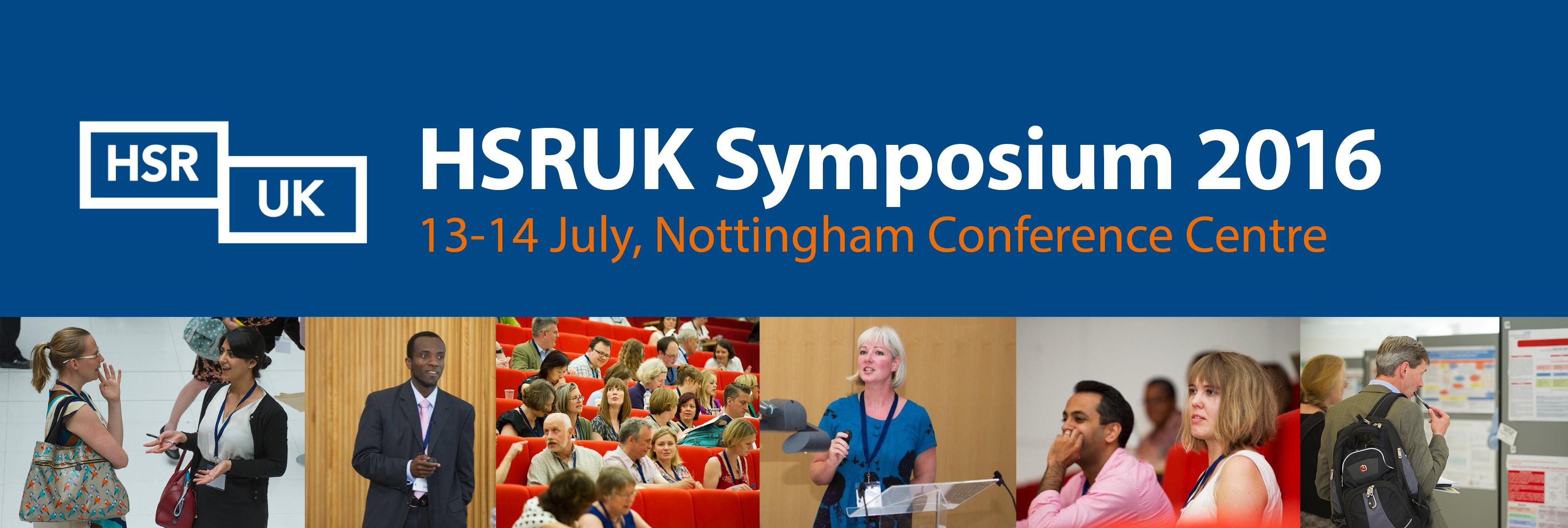 HSRUK Symposium 2016 web banner